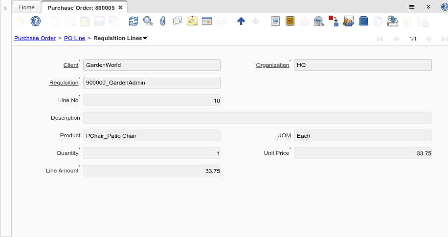 Purchase Order - Requisition Lines - Window (iDempiere 1.0.0).png